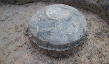 Žárový hrob