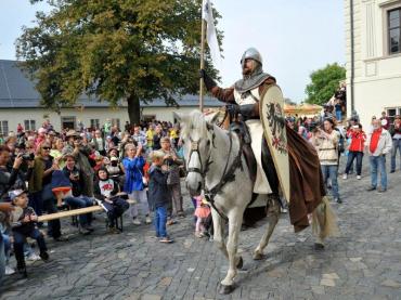 1. Svatováclavská slavnost