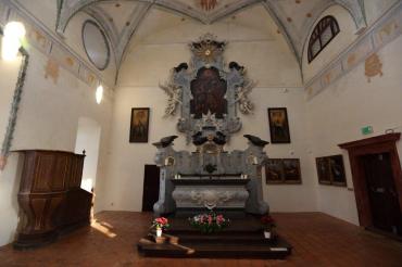 Adventní oltář