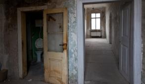 Stav interiéru před rekonstrukcí